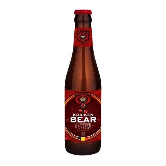 Cornelissen Furius Belgian Cherry Beer 0,33L eldobható üveges