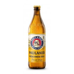 PAULANER Münchner Hell lager 0,5 lit.eldobható üveges