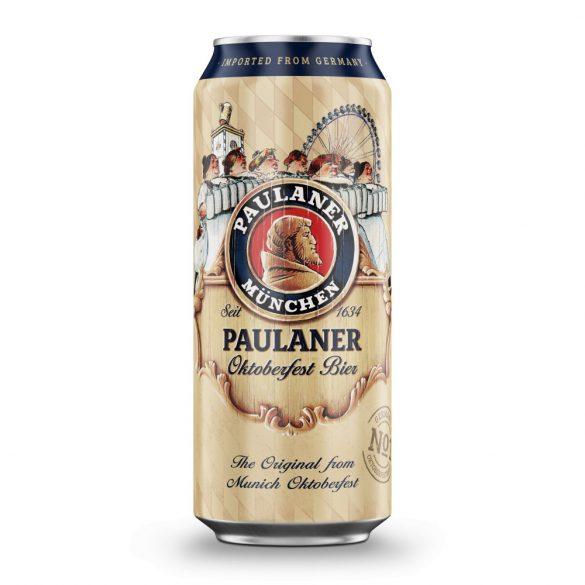Paulaner Oktoberfest sör – 0,5 .lit. dobozos
