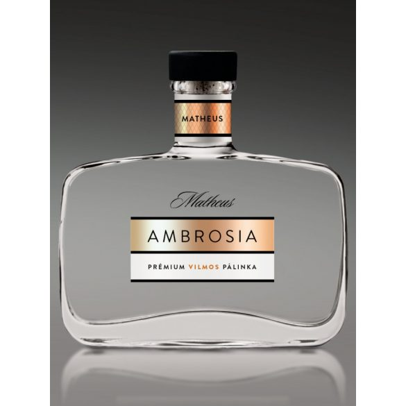 AMBROSIA prémium vilmoskörte pálinka