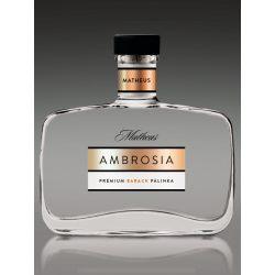 AMBROSIA premium barack pálinka