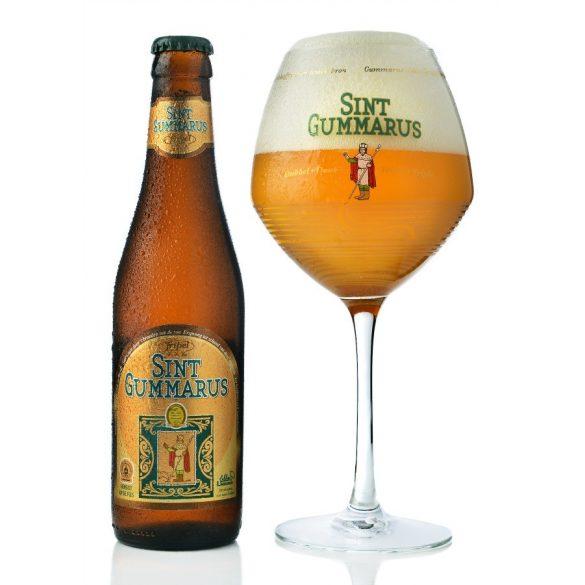 Sint Gummarus Tripel - 0,33 lit. eldobható üveg
