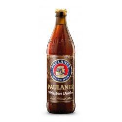 PAULANER Hefe Weissbier barna búza sör 0,5L eldobható üveges