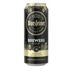 Warsteiner Brewers Gold 0,5L dobozos